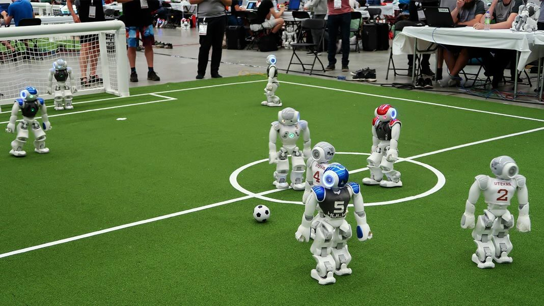 Are These Robots Better Than You at Sports?