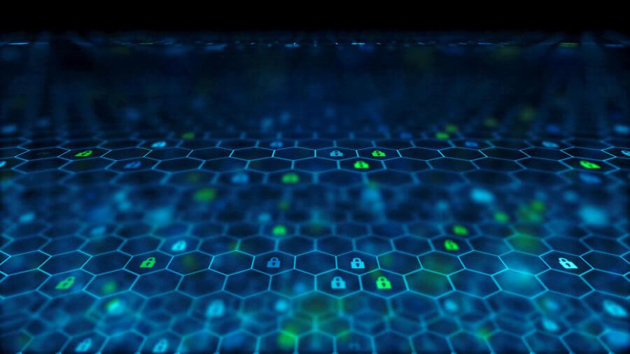 blockchain network concept Peter Diamandis future