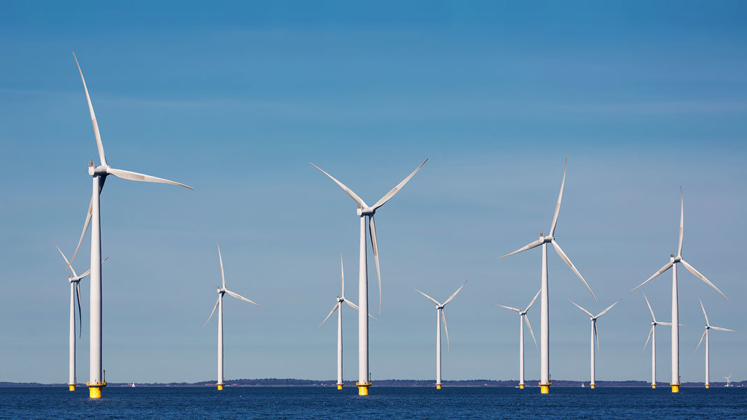 offshore wind turbine energy farms