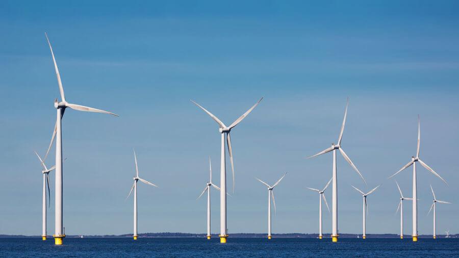 offshore wind farm turbine energy farms
