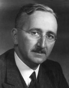 Friedrich Hayek portrait