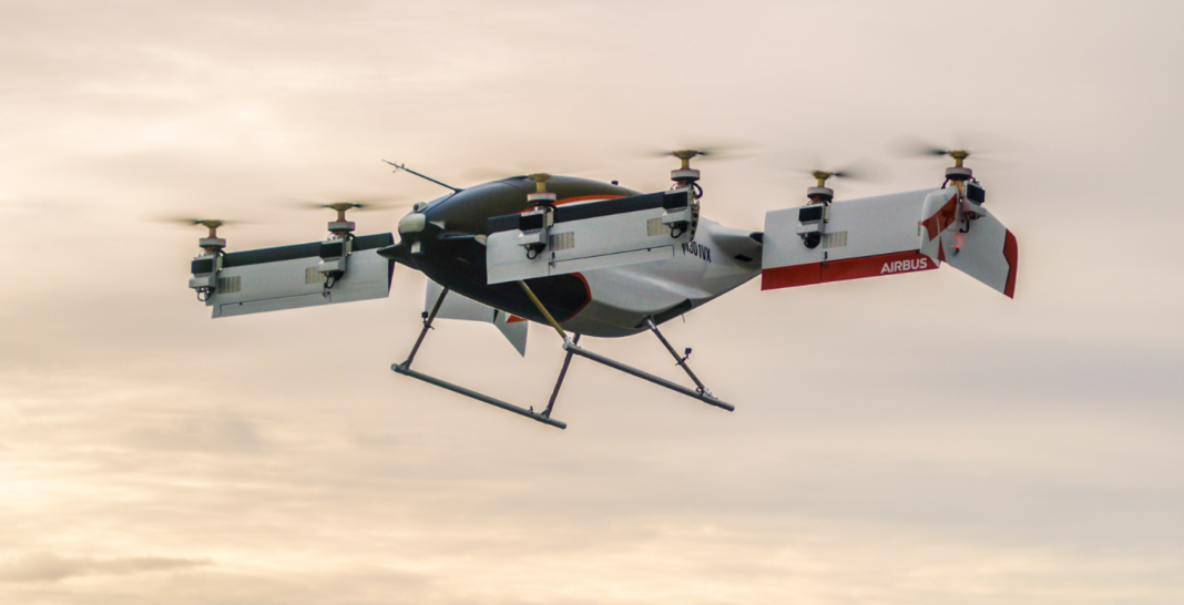 You'll Hail Your First Flying Taxi Within a Decade