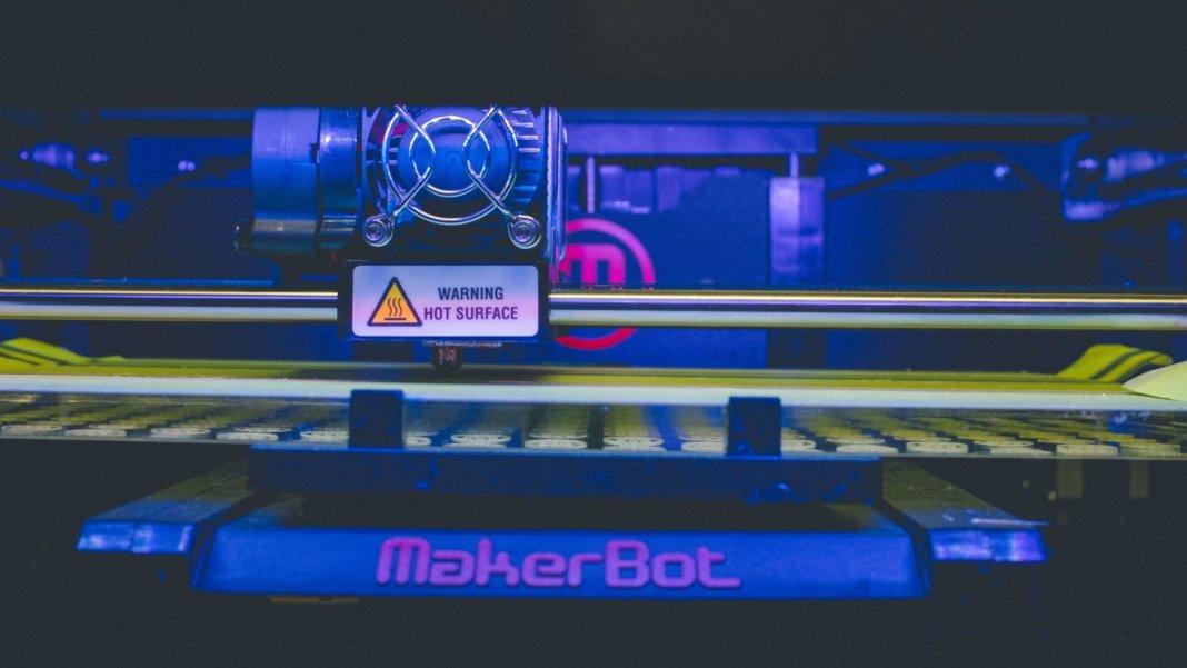 makerbot 3d printing printer