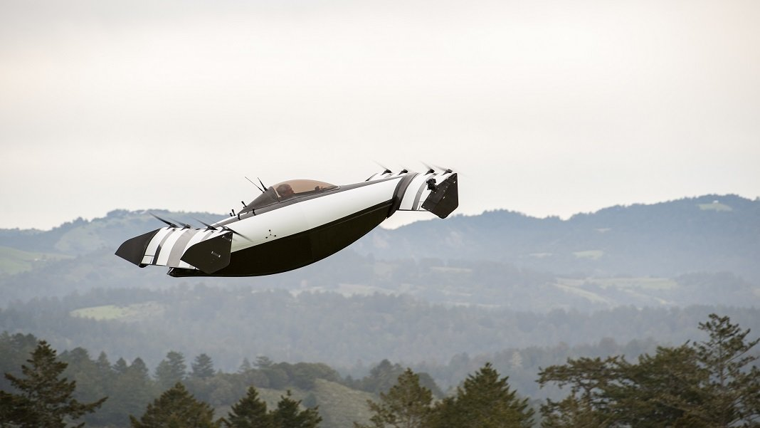 flying car future of transport