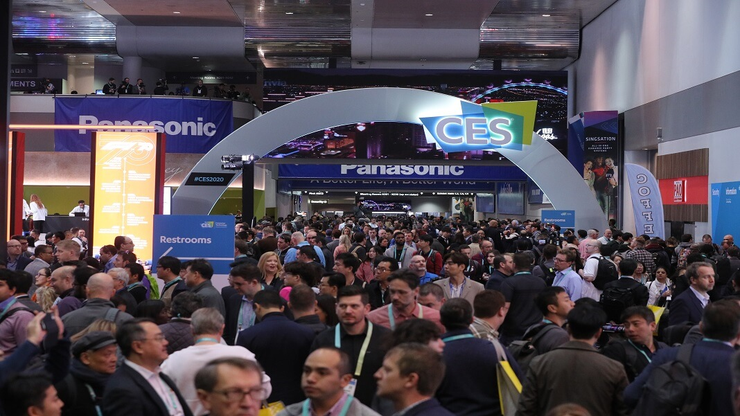 CES 2020 tech trends consumer electronics