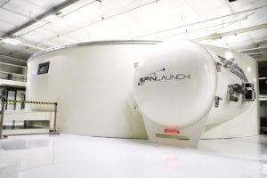 SpinLaunch prototype