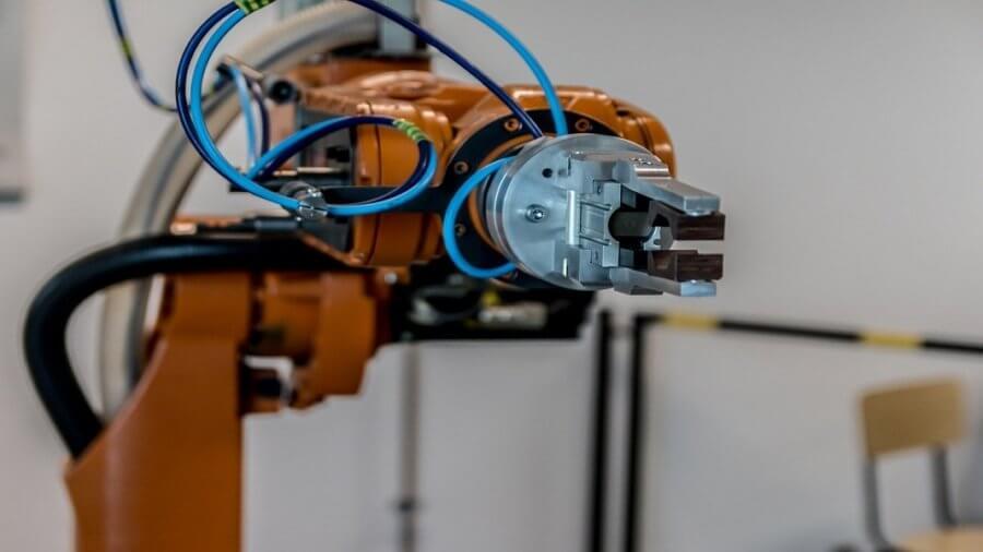 robotic arm future of work collaboration