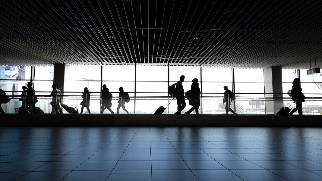 airport behavior future coronavirus aftermath