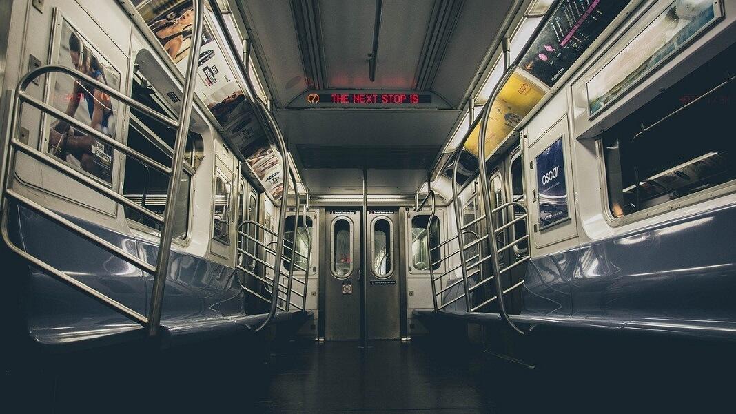 subway train travel coronavirus