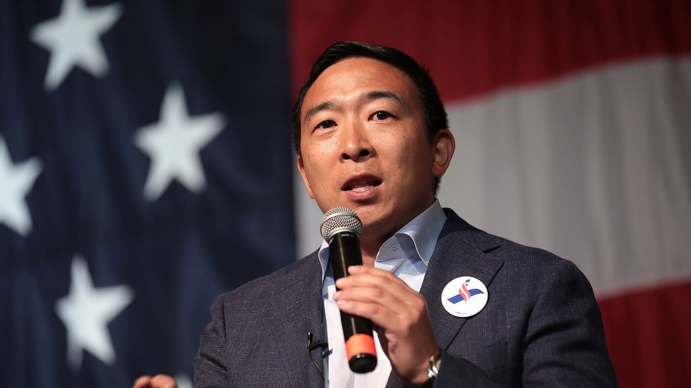 Image of article 'Your Personal Data Is Worth Money. Andrew Yang Wants to Get You Paid'