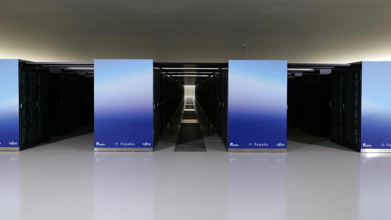 O Mundo Novo mais Rápido Supercomputador É um Exascale Máquina por AI 2