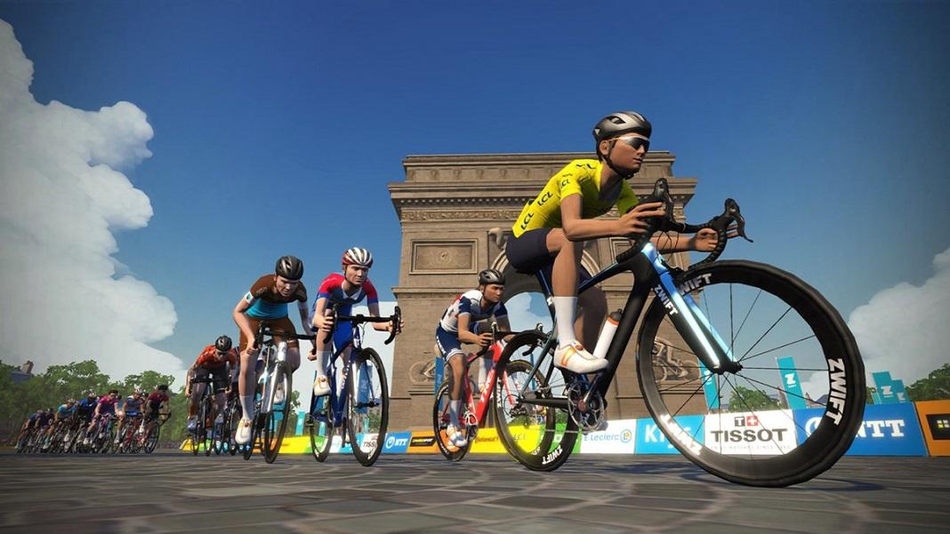 O Tour de France Vai Virtual, e Começa Este fim-de-Semana 5