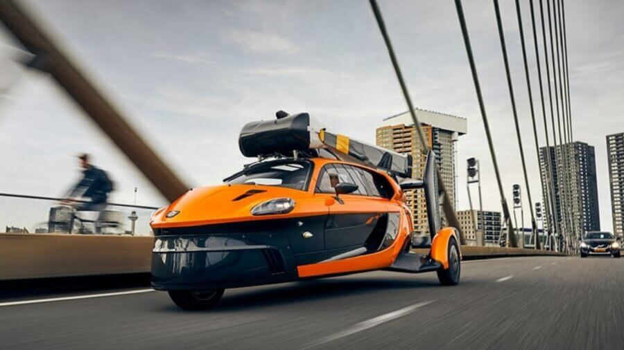 This Flying Car Costs $599K—and It's Now Street Legal in Holland 2