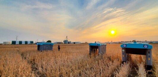 future of food field Google X Mineral project