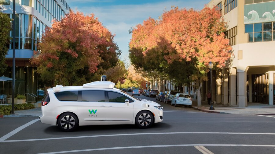 Waymo's Self-Driving Cars Take on Inclement Weather 2
