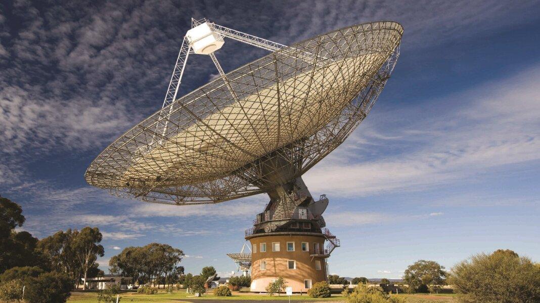 SETI telescope aliens