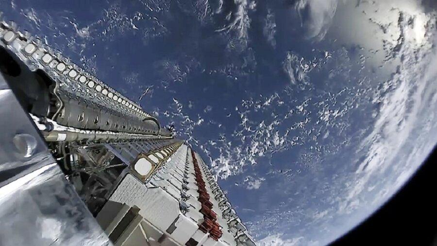 space satellites SpaceX