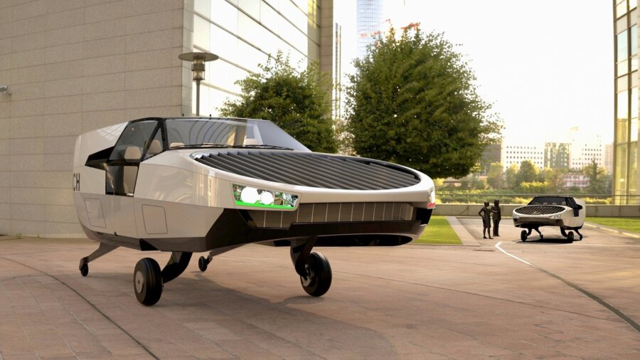 flying ambulance air taxi