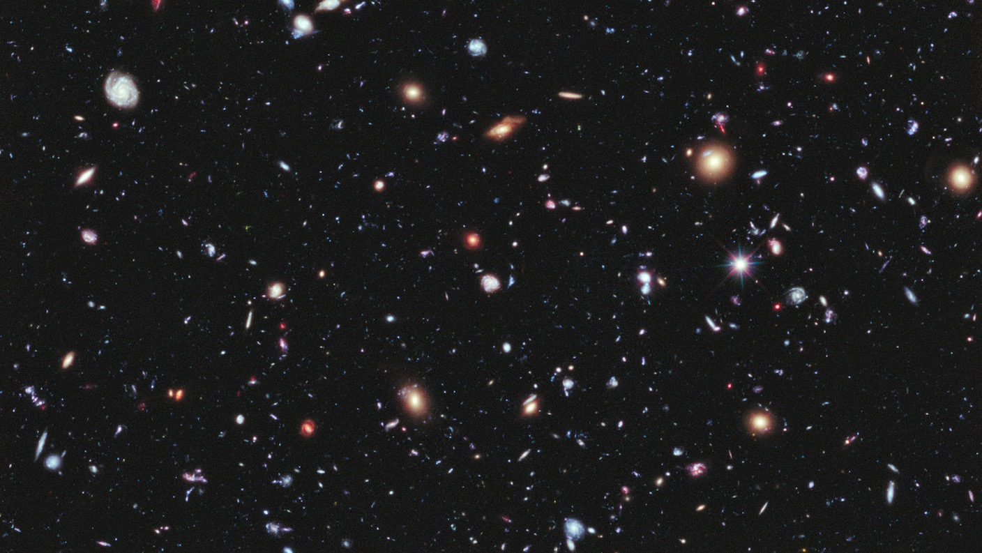 How Many Galaxies Are in the Universe? A New Answer From the Darkest Sky Ever Observed
