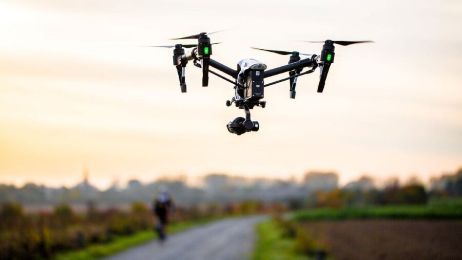 Drones Programmed to Take the Perfect Picture of You Could Be the Future of Facial Recognition 2