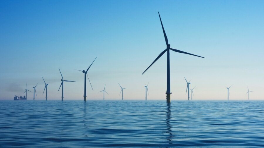 Artificial Island in the North Sea Will Harvest Wind Energy at a Huge Scale 2