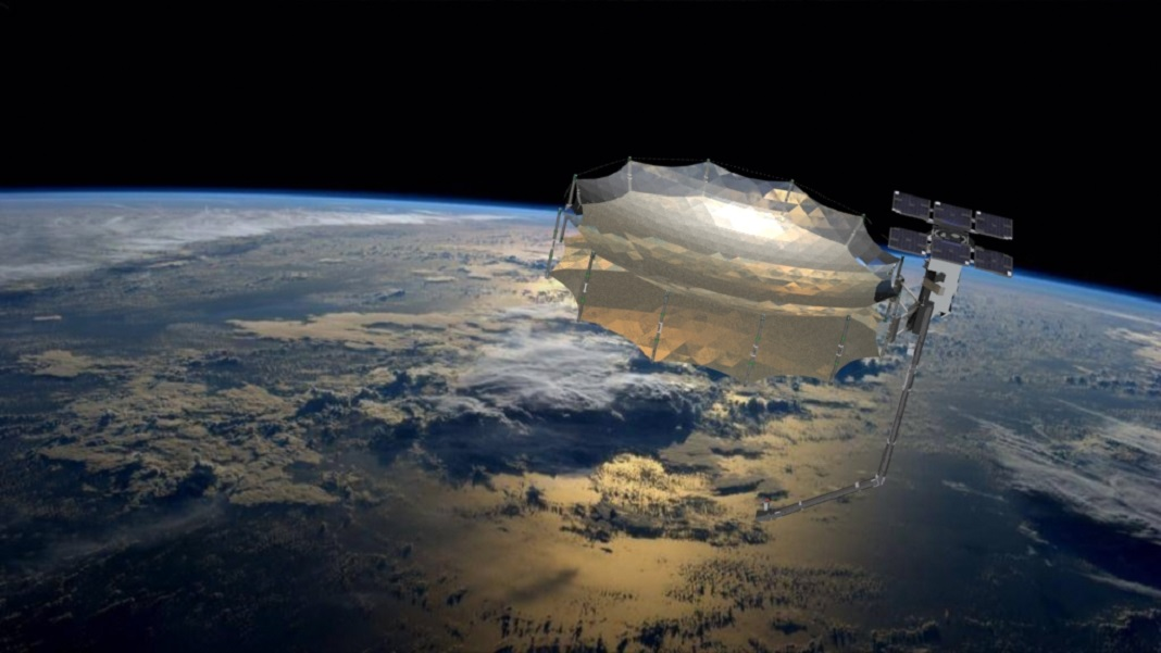 satellite images Capella