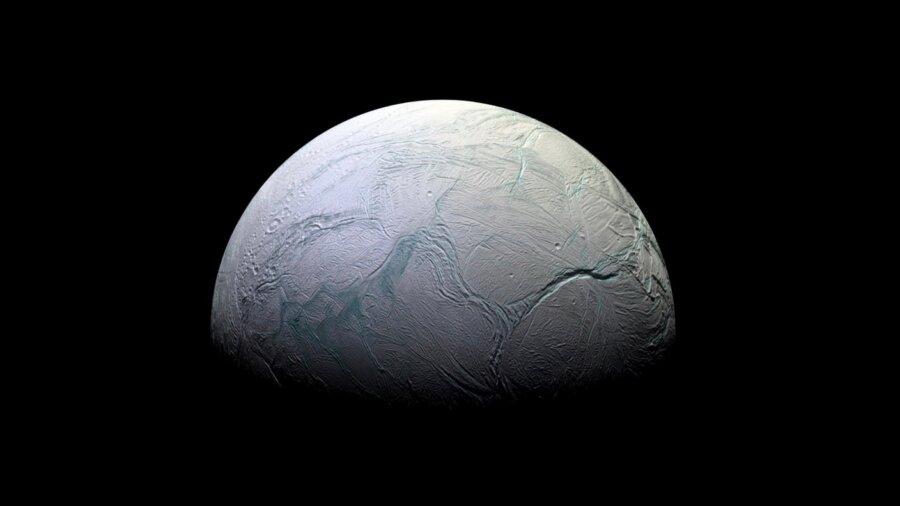 search for extraterrestrial life enceladus ocean world saturn cassini