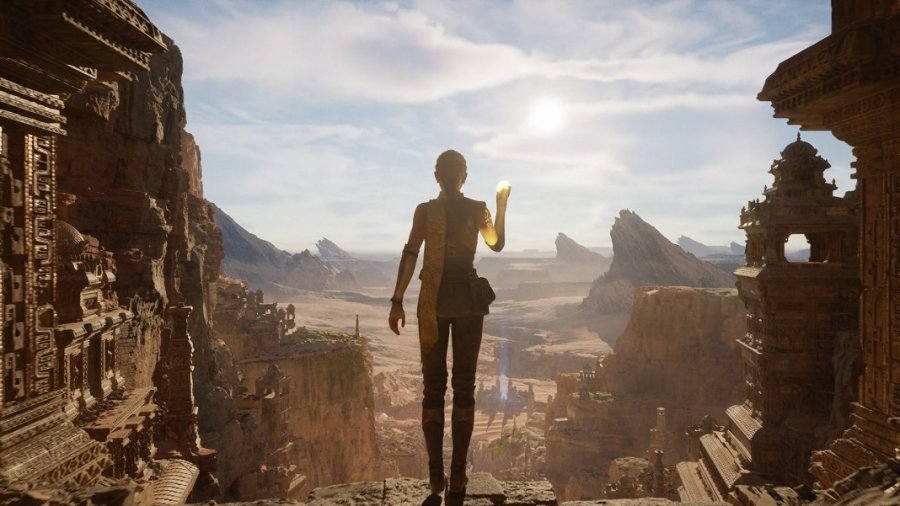 Epic Games Unreal Engine 5 metaverse