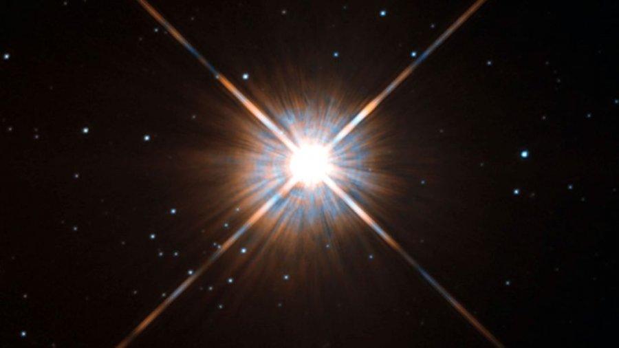 proxima centauri flare aliens