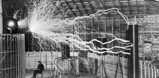 Nikola Tesla wireless electricity network 5G