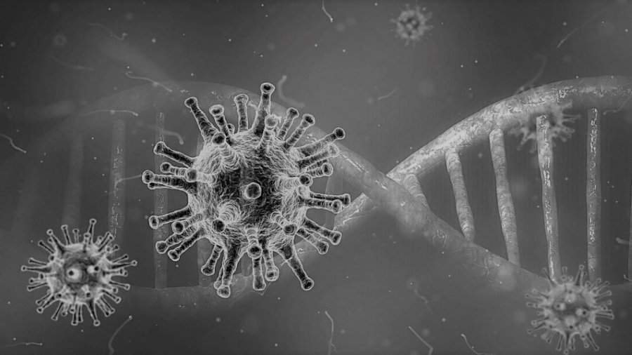 covid-19 genetics 23andme