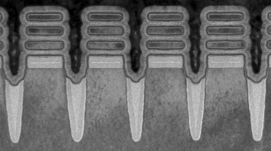 ibm 2 nanometer nanosheet transistors