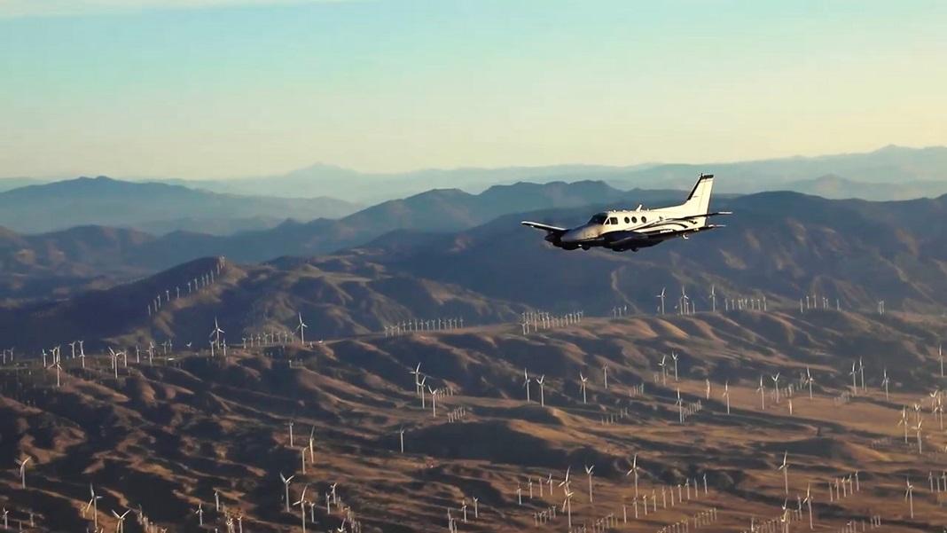 Merlin Labs autonomous plane