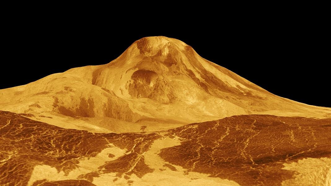 Venus space NASA