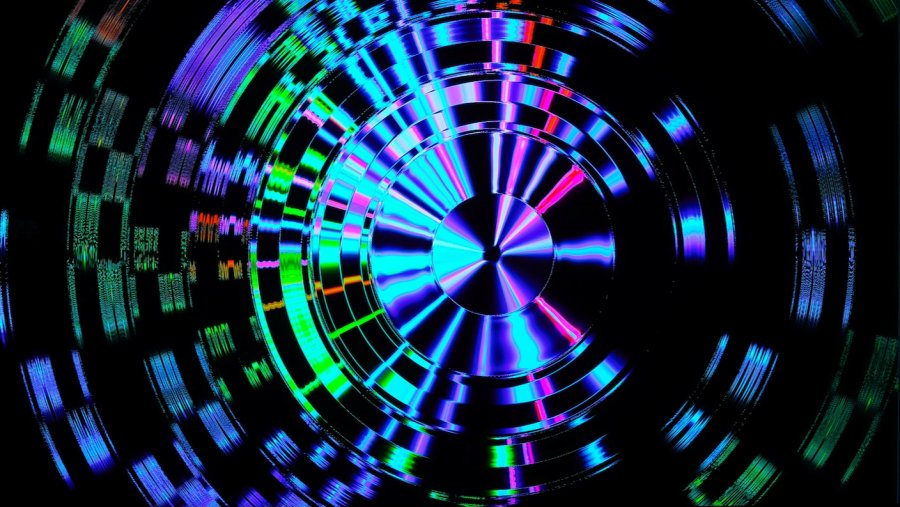 relational quantum mechanics carlo rovelli circles metal different colored rings