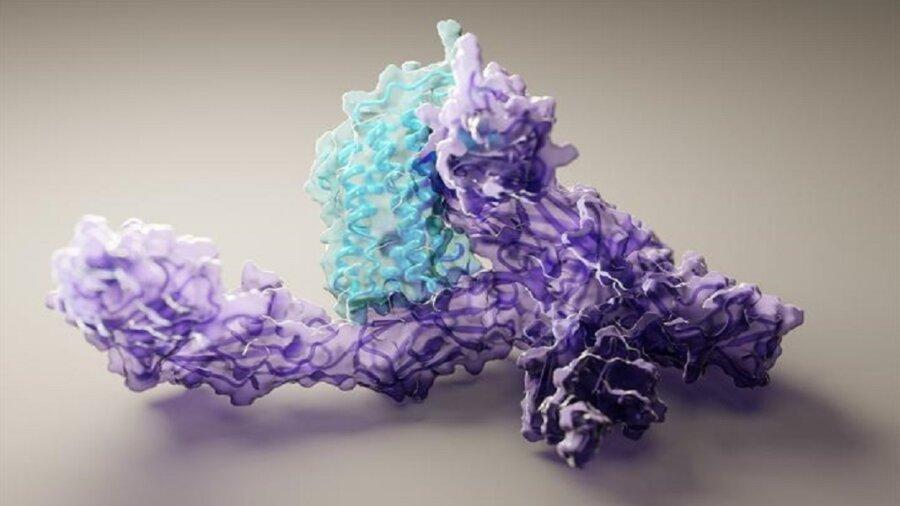 protein folding AI rosettafold deep learning