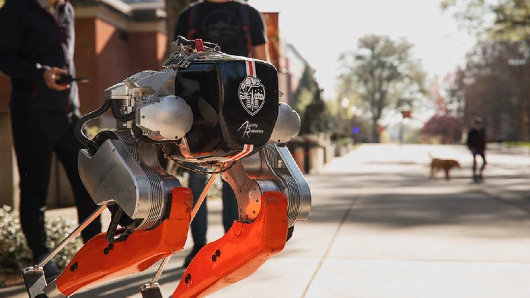 Cassie robot 5k