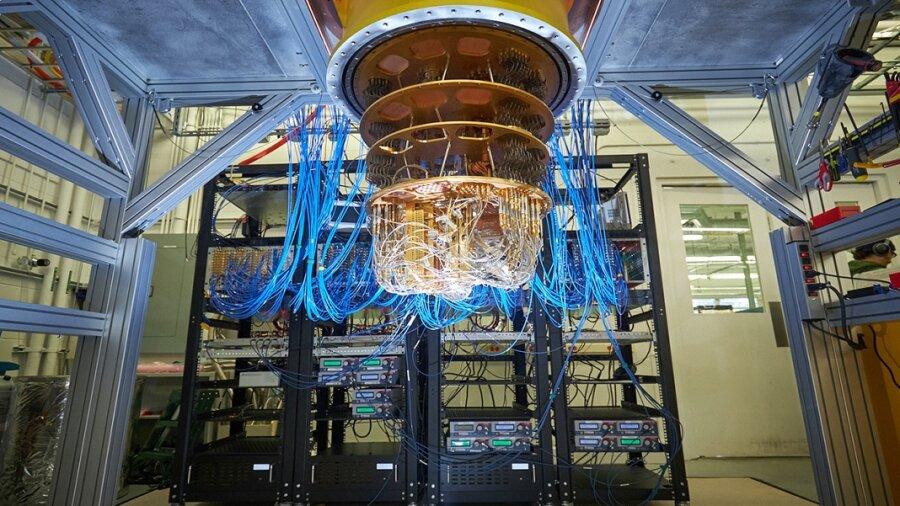 Google Gets One Step Closer to Error-Corrected Quantum Computing