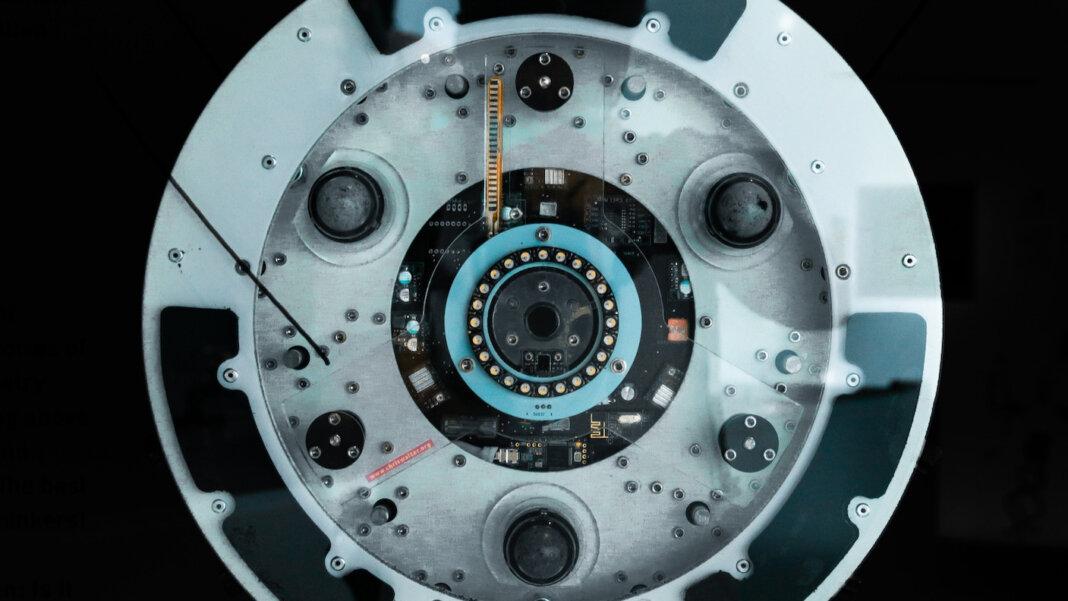 tech stories machine art berlin round dials