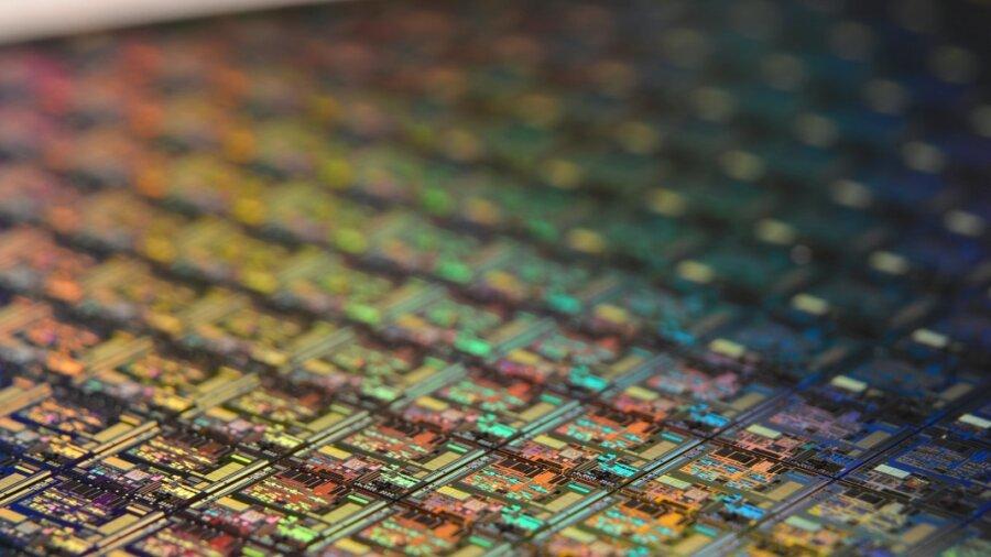 computer chip flexible microprocessor