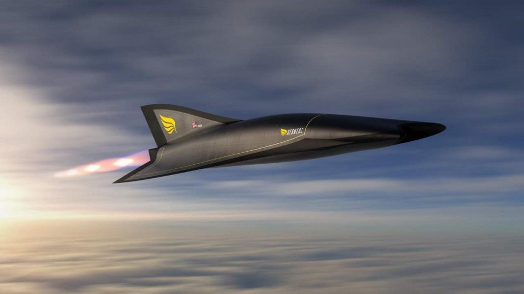 Hermeus hypersonic aircraft fastest plane