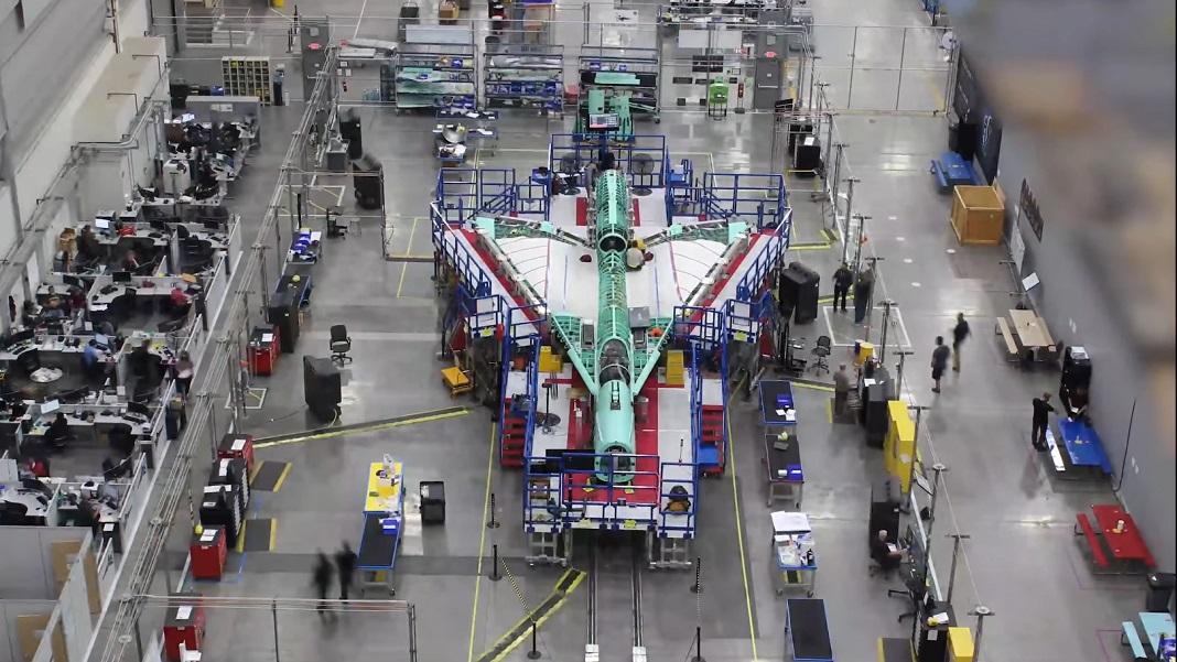 NASA supersonic aircraft X-59