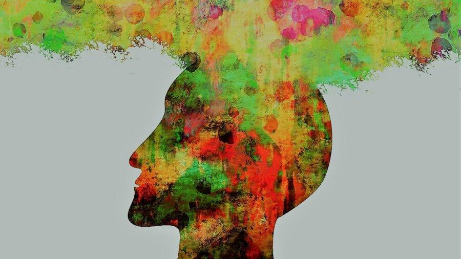 consciousness dopamine brain neuroscience person profile face