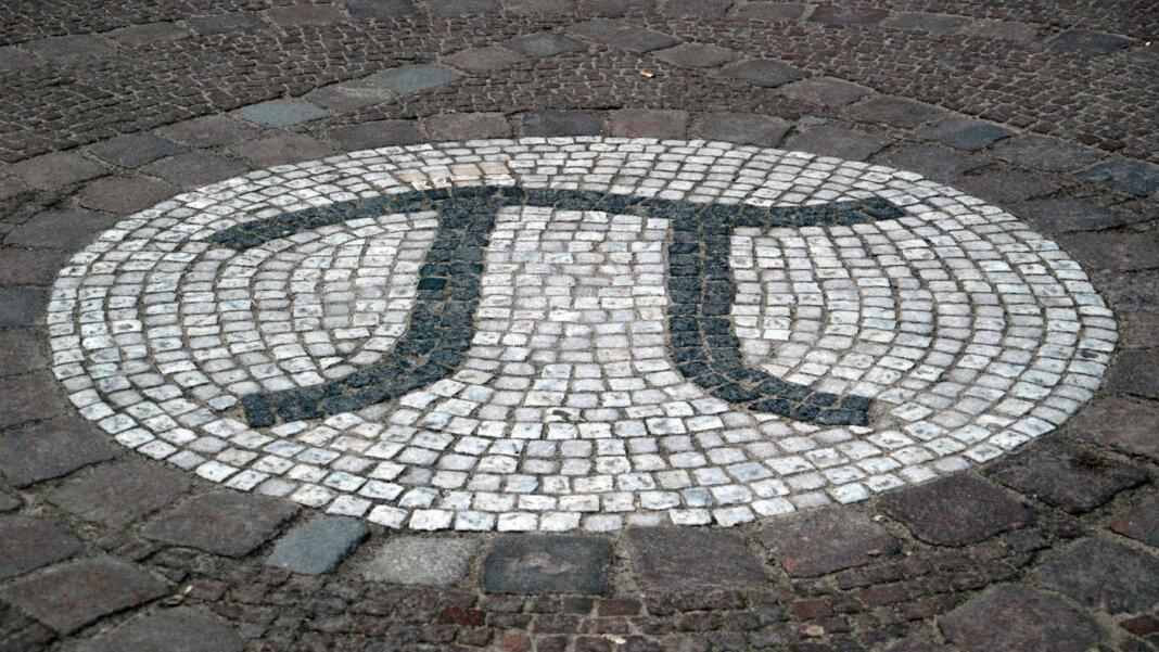 pi record calculation pi math cobblestones