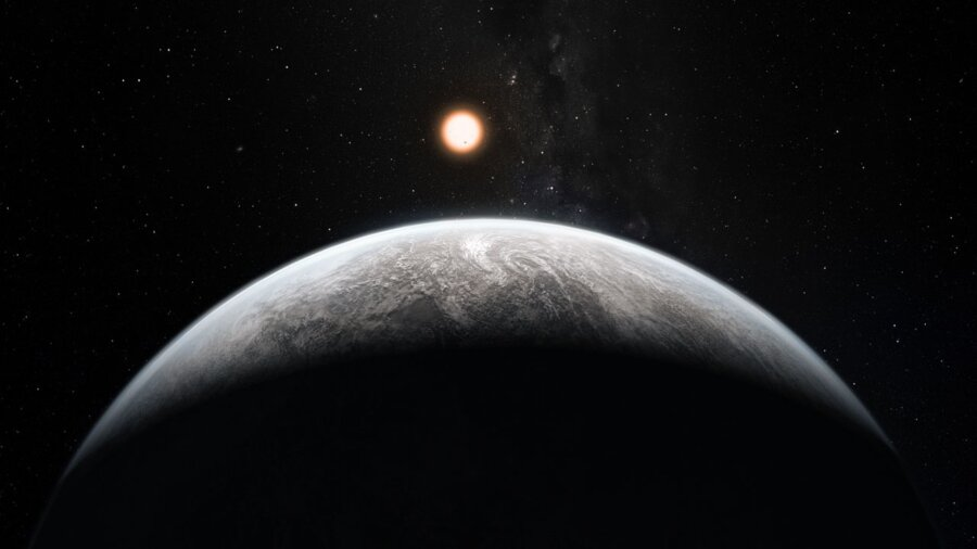habitable zone planets super-earth and sun exoplanet nasa