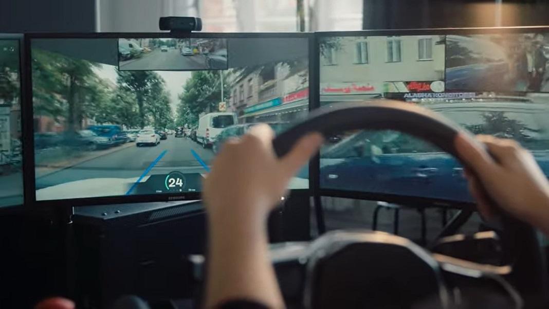 teledriving driverless car Vay