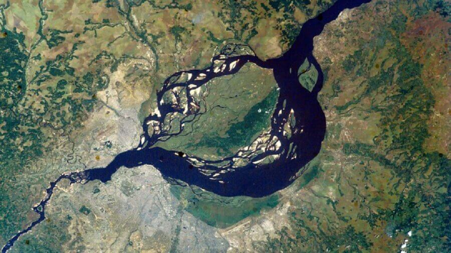 Alphabet X Project Taara Congo River