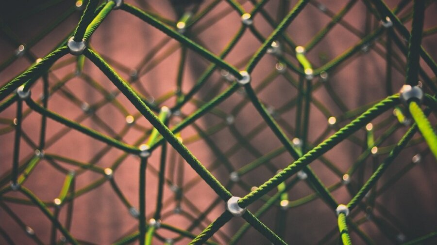 cancer cell map proteins PPIs connections network