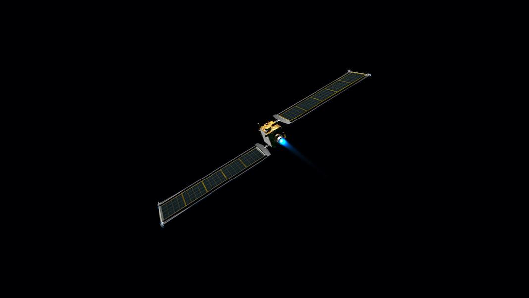DART NASA asteroid mission