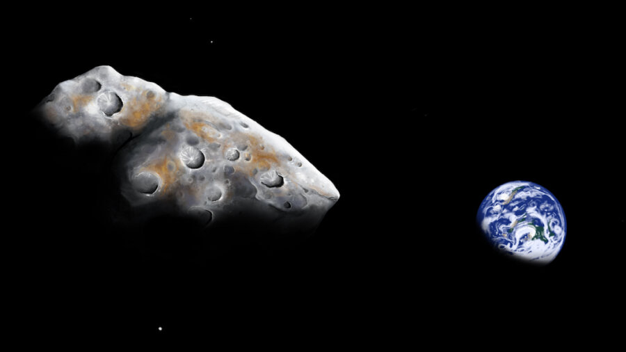 space resources and asteroid mining near-earth asteroid 1986 da